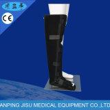 黒いFemoral Fracture Knee BraceおよびSupport /Knee Protector
