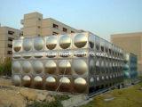 Serbatoio di acqua saldato urgente dell'acciaio inossidabile 10000 litri