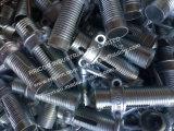 Manicotto galvanizzato del puntello per industria dell'edilizia