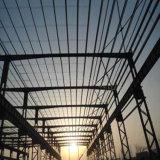 Construction préfabriquée en métal de bâtis en acier dans Burkina Faso