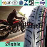 70/90-14 기관자전차 타이어의 알제리아 고명한 착색된 타이어