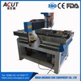 Madera del ranurador del CNC con rotatorio usado en muchas industrias