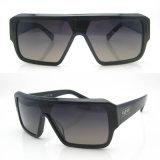 Óculos de sol novos de Fashion Um Piece Acetate para Men