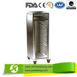 Edelstahl-Laufkatze für Krankenblatt-Halter (CE/FDA/ISO)