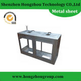 Vario metal de hoja del tratamiento superficial Part para los accesorios de la máquina