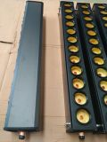 Coletor solar do vácuo quente das câmaras de ar da venda 12 com cor preta