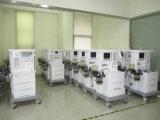 Máquina avançada de anestesia com anestesia médica Ljm9800 com certificado Ce
