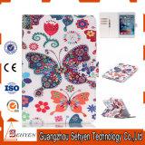 Children'day 선물 다채로운 그려진 패턴 접히는 부류 iPad 상자