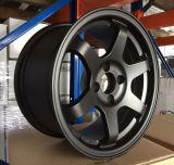Горячие продавая автоматические колеса сплава для автомобиля Te 37 14 '' 15 '' 16 '' 17 '' 18 '' дюйма