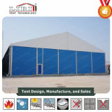 Großes Aluminiumhochleistungslager-Speicher-Zelt mit Walzen-Blendenverschluß