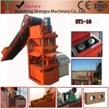 Argile Block Machine Price Soil Interlocking Brick Machinery pour la Russie (SY1-10)