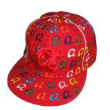 Gorra de béisbol con el pico plano 07ne001