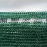 Réseau d'ombre de HDPE de Greenhous pour l'agriculture