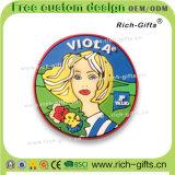 自由なカスタマイズされたデザイン昇進のギフトPVC冷却装置磁石の観光事業(RC-OT)