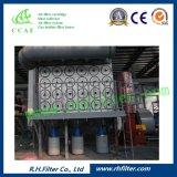 Eliminación del polvo horizontal del cartucho de Ccaf para la purificación del aire industrial