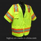 Vêtement de sécurité réfléchissant haute visibilité avec ANSI07 (C3005)