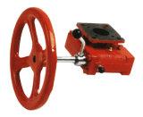 Kupplung Handrad-Arbeiten mit Ventil und Pneuamtic Stellzylinder