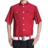 Chemises uniformes en gros de garde de sécurité/chemises uniformes de garantie/uniforme pour le garde de sécurité