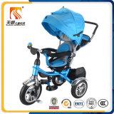 Bicicleta china del triciclo del bebé buena con el pabellón del fabricante