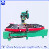 El LED que introduce automático redacta la troqueladora del CNC