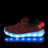 Most Pop Lighting LED Shoes Factory Venda direta LED Shoes Kids