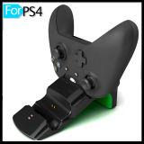 Carregador duplo para o controlador do jogo de Sony Playstation 4 PS4 P4