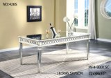 SGSの長いダイニングテーブルミラーの家具