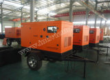 generatore diesel silenzioso 135kVA con Cummins Engine 6btaa5.9-G2 con le approvazioni di Ce/CIQ/Soncap/ISO