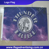 Markierungsfahne Factorywholesale Digital Printing Polyester Custom Advertizing Flag, Logo Flag, Company