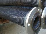 El tubo de aleta galvanizado caliente, tubería aletada, Zn cubrió el tubo de aleta