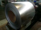 Material de acero galvanizado del acero de hoja del material para techos de la bobina/del soldado enrollado en el ejército (0.125--1.0m m)