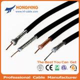 Verkoop Micro- Rg58u Coaxiale Kabel 50 Ohms van de Kabel van kabeltelevisie