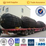 방어적인 Function Pneumatic Rubber Ship 및 Marine Fender