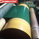 Camelsteelの多彩なPrepainted電流を通された鋼鉄コイル