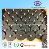 TPR/TPE/TPV het Behandelen van het rubber/de de Met een laag bedekte Permanente Haken van de Magneet van het Neodymium Pot/