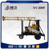 Xy-200f Schlussteil eingehangene bewegliche hydraulische Kern-Wasser-Vertiefungs-Ölplattform-Maschine für Verkauf