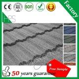 África calientes de la venta de gran luz de techo de material Instalaciones precios Kerala Piedra de metal recubiertas de azulejo de azotea
