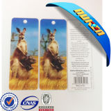 Full Color Lenticular Printing 3D Bookmarks