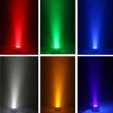 Populärer drahtloser nachladbarer LED-NENNWERT kann Disco-Licht