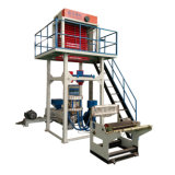 HDPE/LDPE определяют пленки моталки винта машину одиночной дуя