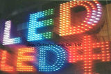 15mm / Blue DC5V Outdoor Advertising Exposed Letter LED Lamp