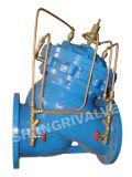 Valvola di ritenuta capa costante flangiata della pompa della valvola di ritenuta