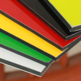 prezzo composito di alluminio composito di alluminio 6mm del comitato del pannello di rivestimento della parete del comitato di 4mm 5mm