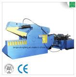 Machine de découpage en acier de rebut hydraulique