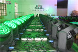 熱いSelling 19LEDs*12W RGBW LED Moving Head Stage Light