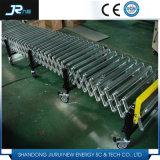 Het draaien van de Transportband van de Rol van het Roestvrij staal voor de Lijn van het Pakket van de Workshop