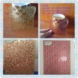 가구 훈장 유리제 장식무늬가 든 유리 제품/돋을새김된 유리 또는 목욕탕 유리 또는 예술 유리
