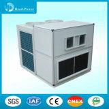 Condicionador de ar fresco comercial da ATAC do condicionador de ar de unidades do telhado com tampa da entrada de ar