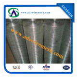 PVC Welded &Galvanized Coated Wire Mesh (fabricante de la construcción)