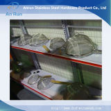 Rete metallica olandese dell'acciaio inossidabile per il filtro
